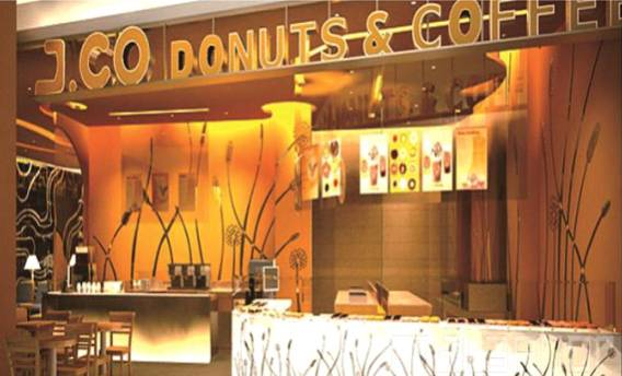 Restaurant and Retail Store More than 500 units of JCo Donuts and Coffee Store jco