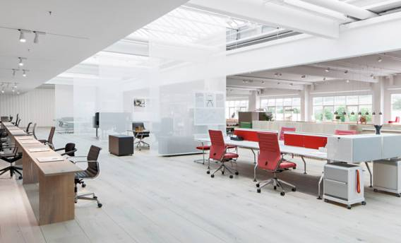 General Contractor Office vitra office furniture